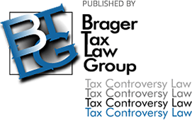 Tax Problem Attorney Blog